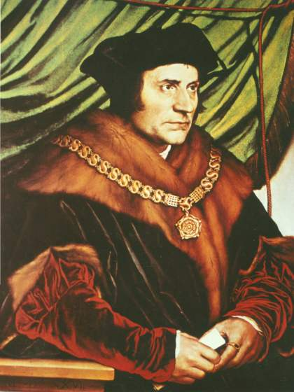 Bildnis von Sir Thomas More, 1527