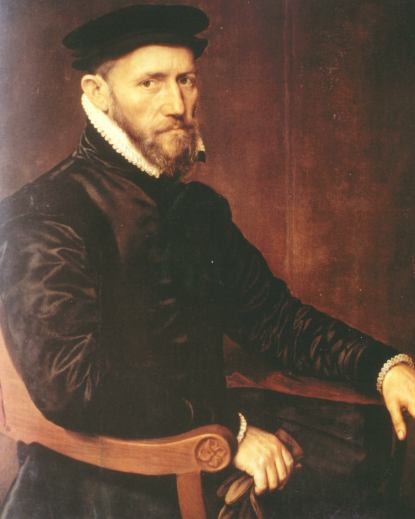 Sir Thomas Gresham (1519-1579)