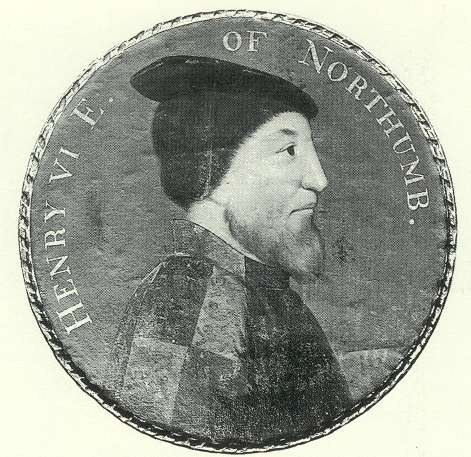 Lord Henry Percy, Graf von Northumberland