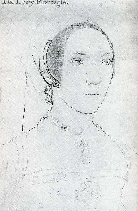 Mary Brandon, Lady Monteagle