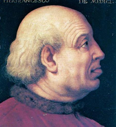 Pierfrancesco de' Medici (1415-1476)